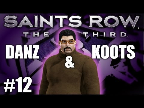 Saints Row The Third Pt12 TWO TICKETS!