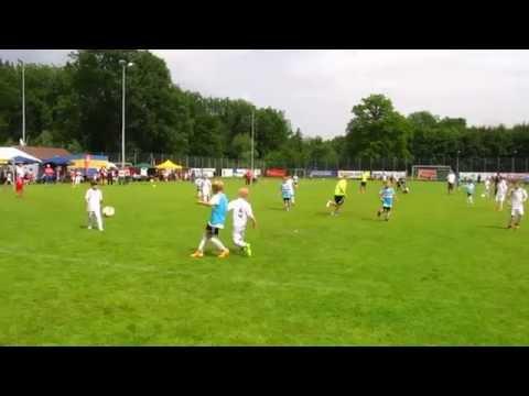 Mangfall Cup 14.06.2015 Finalrunde - SV Wacker Burghausen vs. TSV Solln F1