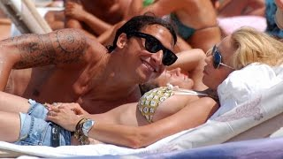 Zlatan Ibrahimovic stunning wife Helena Seger and Curriculum Vitae
