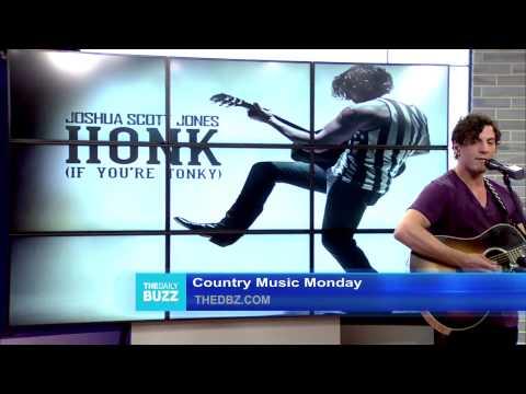 Country Music Monday with Joshua Scott Jones
