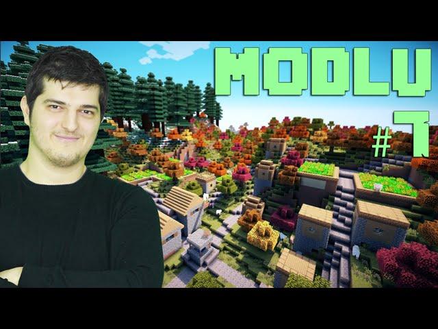 Modlu Minecraft #7 - Rafineri ve Fail