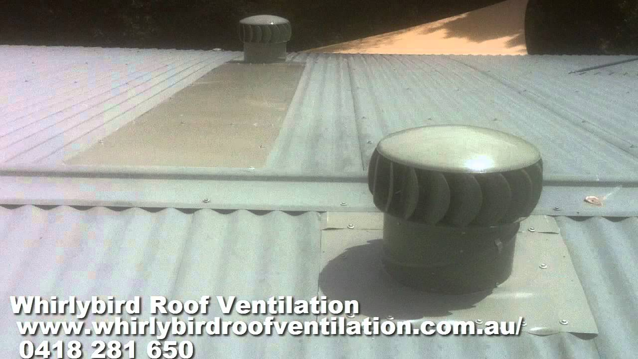 Whirlybird Roof And Attic Ventilation 0418 281 650 Roof
