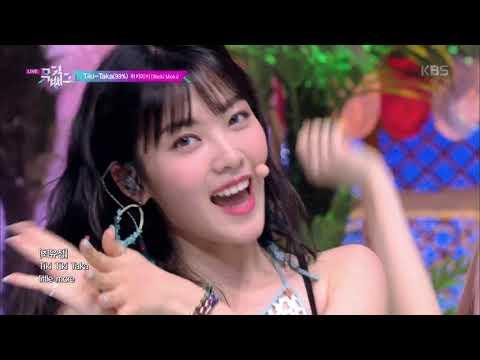 Download Tiki-Taka99% - 위키미키Weki Meki 뮤직뱅크  Bank 20190816 Mp4 baru