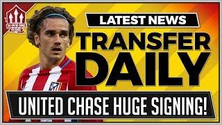 GRIEZMANN DYBALA BALE To MAN UTD! Mancheser United Transfer News
