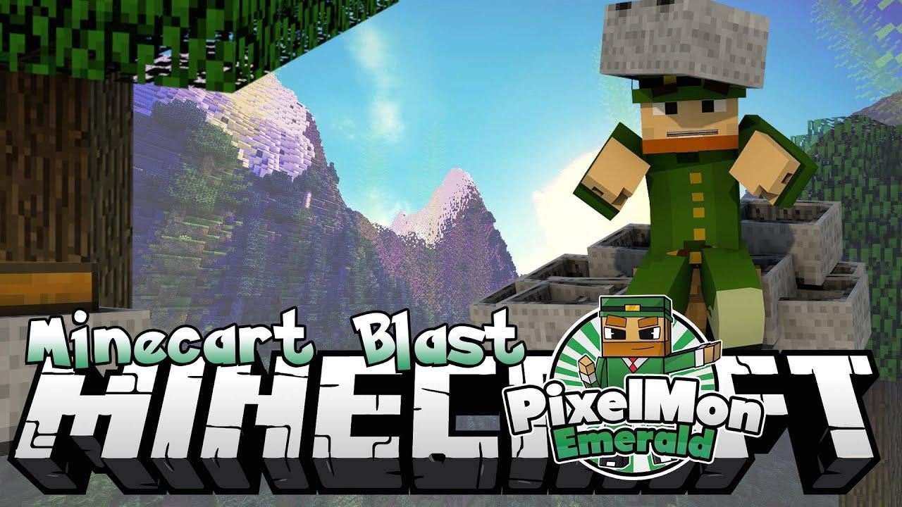 Minecraft Pixelmon Emerald