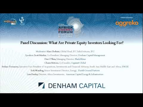 What Are Private Equity Investors Looking For?
