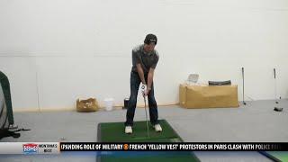 Sean Benson has put Montana Tech golf on the map