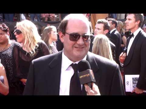 Brian Baumgartner, The Office: Red Carpet: Primetime Emmys
