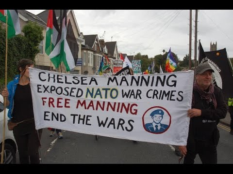 Courage To Resist - Free Chelsea Manning