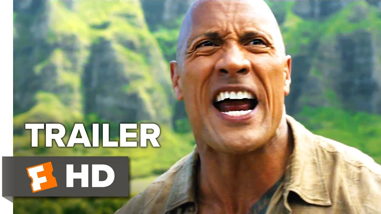 Jumanji: Welcome to the Jungle International Trailer #2 (2017) | Movieclips Trailers