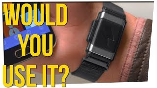 Shock Wristband Claims to Help Zap Away Bad Habits (ft. Erik Griffin)