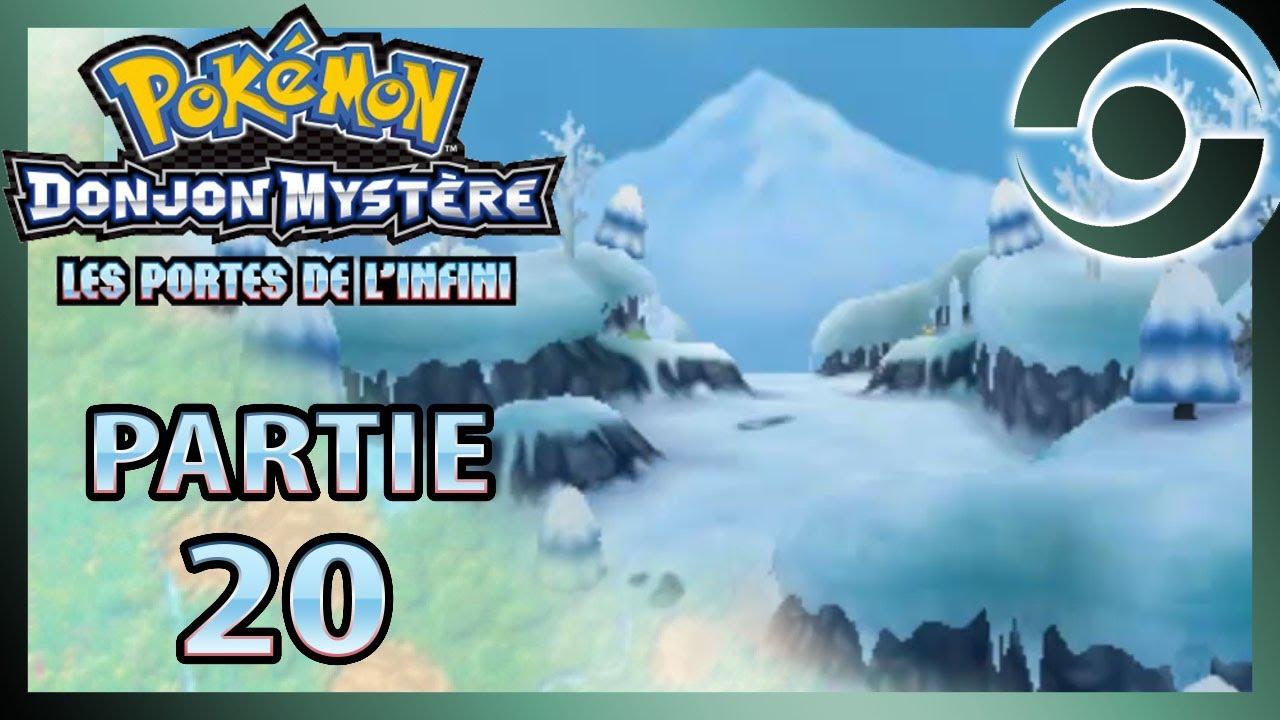 Pok mon donjon myst re 20 les portes de l 39 infini le - Pokemon donjon mystere porte de l infini ...
