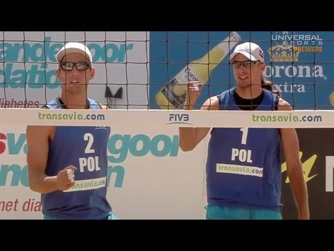 Fijalek and Prudel win Bronze in The Hague - Universal Sports