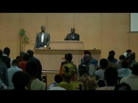 Eglise d'Abidjan - Mercredi 31 décembre 2014 - Fr Isaac SOMBO - FR