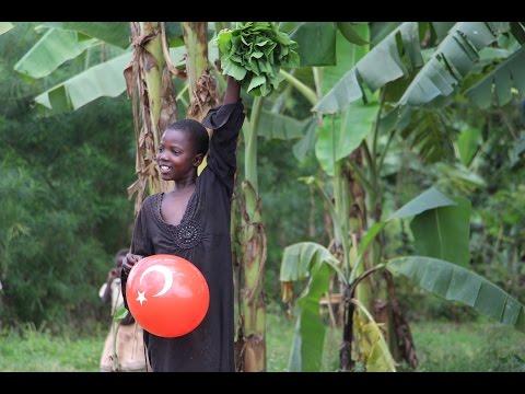50 Fotoğraf ile Uganda (Uganda 50 photos)