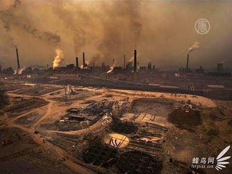 Китай признал экологическую катастрофу (новости)