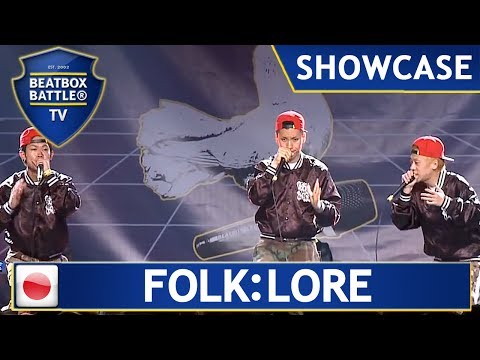 FOLK:LORE Showcase - Beatbox Battle World Champs 2012