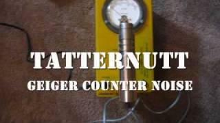 GEIGER COUNTER NOISE