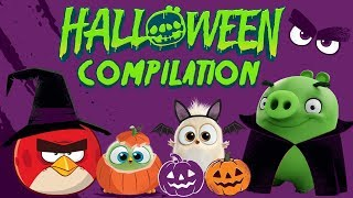 Angry Birds Halloween | Total Mashup of our Most Scare-larious Videos