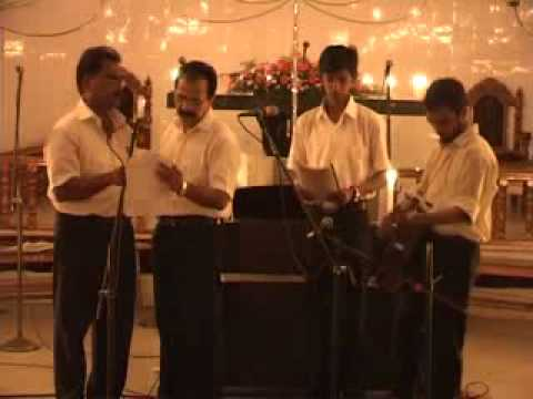 Kaarirul Vaanil (with Parts)- Tamil Christmas Song video