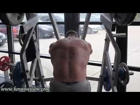Kevan Wilson Workout Video For Men video