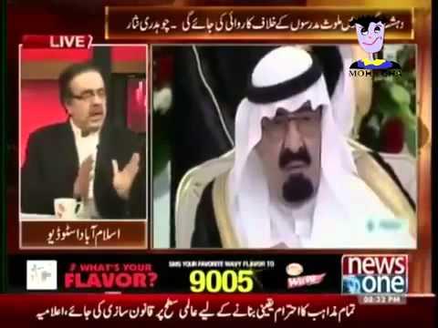 Indian Intelligence in alliance with ISIS says Pakistani anchor Shaid Masood