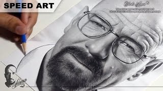 Desenhando Walter White (Breaking Bad) - Charles Laveso