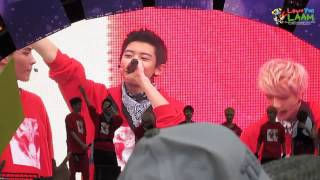 [Fancam]130701 EXO - Self Introduction@HK Dome Festival
