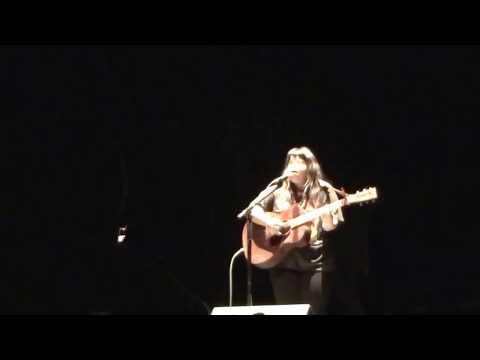 "Samantha Crain ""Red Sky Blue Mountain"" live Iowa City 13-sep-2017"