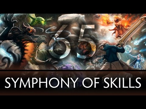 Dota 2 Symphony of Skills 65