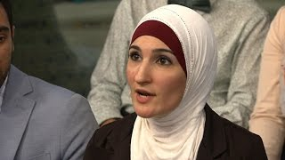 Muslim-Americans discuss attitudes toward Israel