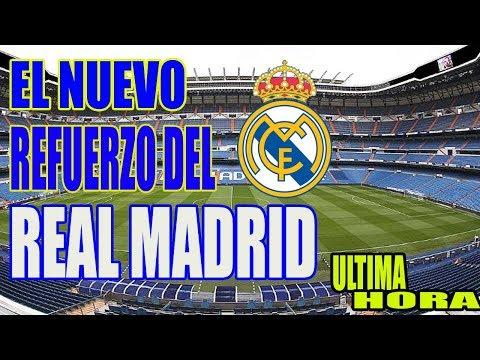 REAL MADRID ESPERA SU NUEVO REFUERZO ULTIMA NOTICIA DEPORTIVA DE FUTBOL HOY AGOSTO 2018 ULTIMA HORA thumbnail