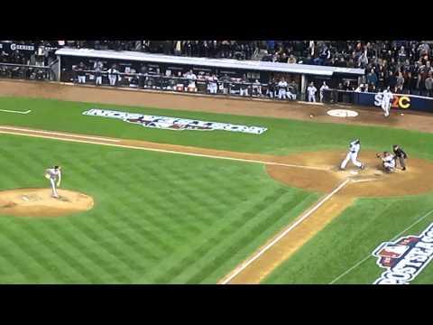 yankees raul ibanez 12th inning ALDS walk off home run 10/10/12