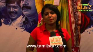 Madhumitha At KaKaKaPo Promo Song Launch