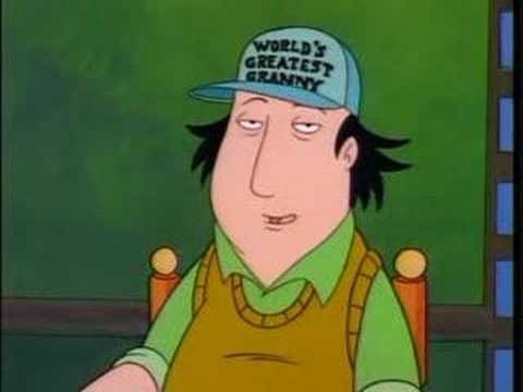 The Critic - Movie Parodies (Alien, Home Alone, Ahnud) Video