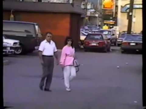 LUMBER JACKET BURNING AUG. 1989 @ THE APOCALYPSE CLUB ON COLLEGE ST. TORONTO