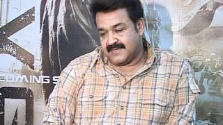 Tezz - Superstar Mohanlal Speaks About His Upcoming Hindi Film Tezz - Latest Movie Promotions