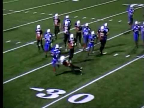 Billy McCrary  #10 LCP Lions Highlights...6th grade