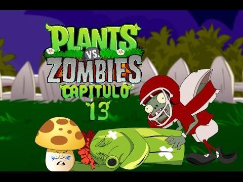 Plantas vs zombies animado 13 (PARODIA) Jehu Llerena