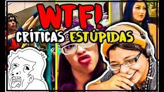 TOP 5 videos MAS virales y ESTUPIDOS CRITICANDO a los OTAKUS!! | REACTION!