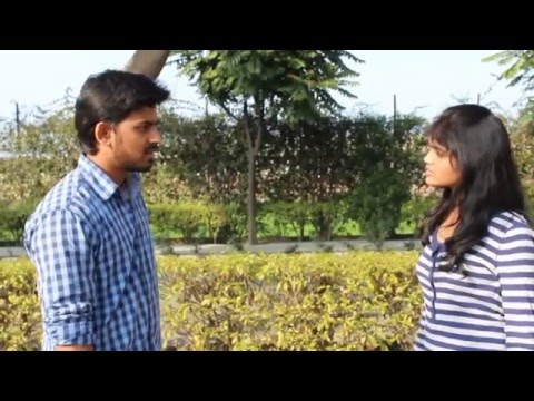 TELANGANA ANDHRA LOVE STORY(A CUTE SHORT FILM..EVERY TELUGU PERSON SHOULD WATCH IT)