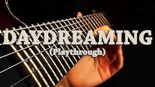 SANTIAGO KODELA - Daydreaming (guitar playthrough)