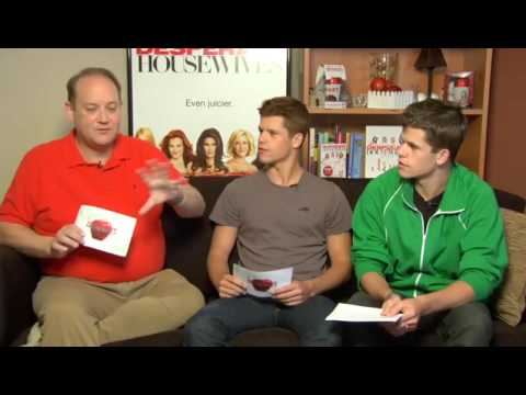 Ask DH Season 6 Marc Cherry & The Carver Twins (Part 5)