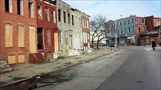 BALTIMORE'S FILTHIEST HOODS