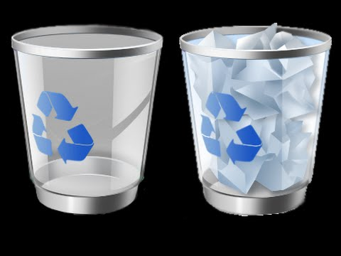 [What You Didn't Know About Recycle Bin!!] Video