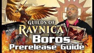 Boros Legion Guilds of Ravnica Prerelease Guide – Everything You Need to Know and Best Cards!