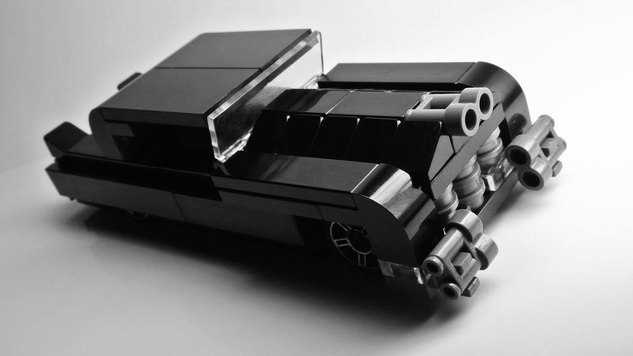 Classic American Car (Small Lego Toy - MOC) - YouTube