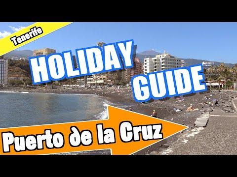 Puerto de la Cruz Tenerife holiday guide and tips