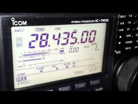 OM0CS QSO with VK5MRD 20m 19/11/2012