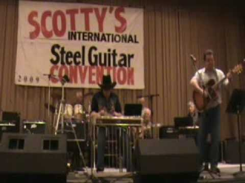 Chris Castle Steel Guitar Look At Us STeel Convention